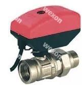 Моторизированный клапан Comparato Sintesi 2/2 Двухходовой шаровый кран (в сборе с приводом), арт. SS2221A2AK2