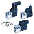 3/2 пневмораспределитель с прямым электромагнитным управлением VZ110