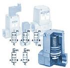 2/2 клапан для пневматических и пневмо-гидравлических систем VNA
