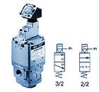 2/2 клапан высокого давления для смазочно-охлаждающей жидкости VNH
