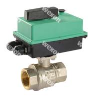 Моторизированный клапан Compact Pro 2/2 Двухходовой шаровый кран (в сборе с приводом), арт. CY222AE2M5