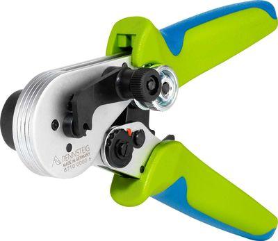 RENNSTEIG PEW 8.71 Опрессовочные клещи для оптоволоконного кабеля Ø2,3 мм, Артикул: 8710 0000 6