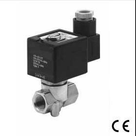 Asco Numatics 263 LT Низкотемпературный клапан для сжиженных газов до -196С