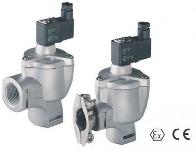Asco Numatics 353 Электромагнитные импульсные клапаны для очистки рукавных фильтров ударом сжатого воздуха