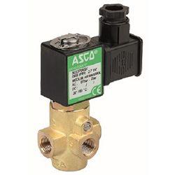 Asco Numatics 370 Трехходовые клапаны электромагнитные