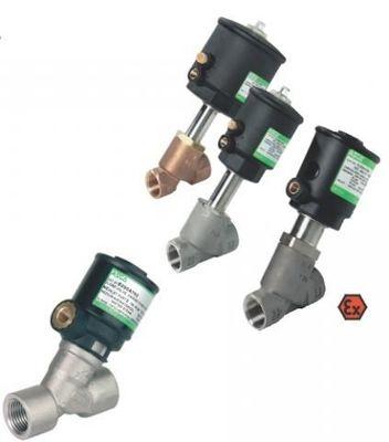 Asco E290 Двухходовые клапаны с пневмоприводом