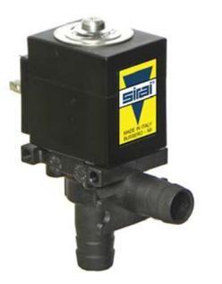 Sirai D136 Электромагнитный клапан для слива жидкости из емкости или наполнения ПЭТ тары