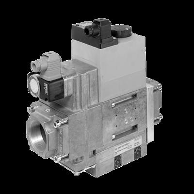 DMV-VEF 507-525: Двойной электромагнитный клапан