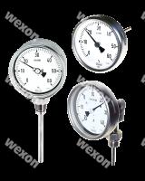 Labom FA2400 Биметалический термометр NS 100/160 с различными вариантами присоединения