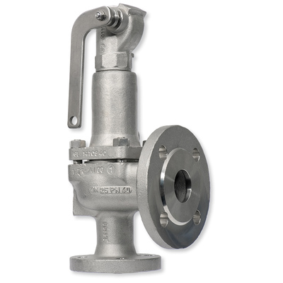 Предохранительные клапаны GSV от GESTRA