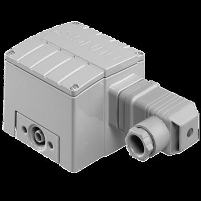 GW...A4...HP SGS: Версия для специального газа Датчик-реле высокого давления газа и воздуха Манометрический корпус Нержавеющая сталь