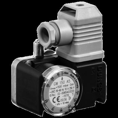 GW...A5: Компактный датчик-реле давления для комбинированных исполнительных приборов
