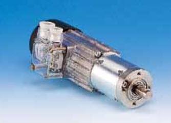 Dunkermotoren KD/DR 52.0x40-2 с планетарным редуктором PLG52