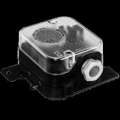 KS...A2-7: Комплект системы кондиционирования, дифференциальный датчик-реле давления для воздуха