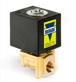 Sirai L159 Соленоидный клапан для газовых сушилок и паровых котлов