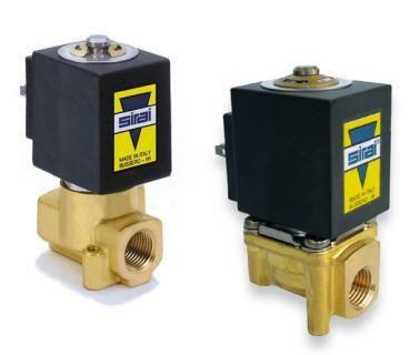 Sirai L127 Миниатюрный клапан для воды или воздуха