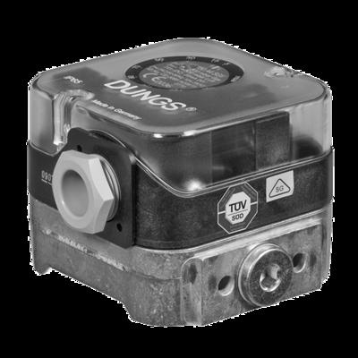 LGW...A4...SGV: Версия для специального газа Датчик-реле высокого давления газа и воздуха