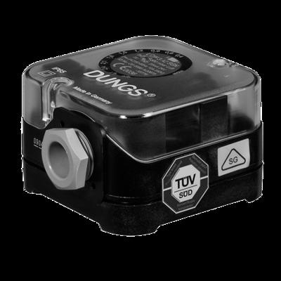 LGW...A2...SGN: Версия для специального газа Датчик-реле высокого давления воздуха