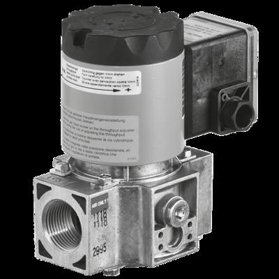LV-D/4, LV-D/5: Электромагнитный клапан воздуха, одноступенчатый