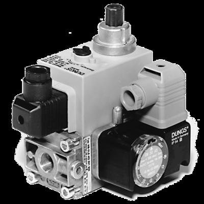 MB-D(LE) 403/053 B01: GasMultiBloc® (газовый мультиблок), модуль регулирования и безопасности, одноступенчатый режим эксплуатации