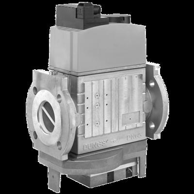 MBC-...-SE: GasMultiBloc® (газовый мультиблок), модуль регулирования и безопасности, серворегулятор давления