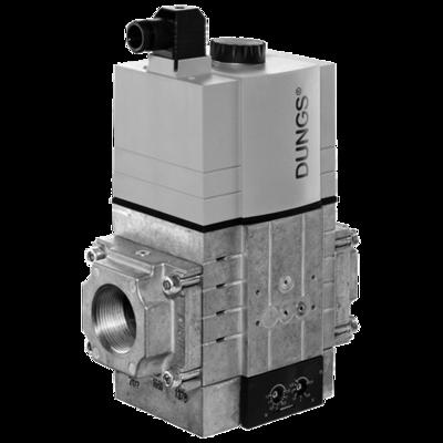 MBC-300/700/1200-VEF: GasMultiBloc® (газовый мультиблок), модуль регулирования и безопасности, бесступенчатый плавный режим эксплуатации