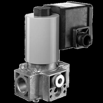 MV 10..: Электромагнитный клапан безопасности, одноступенчатый