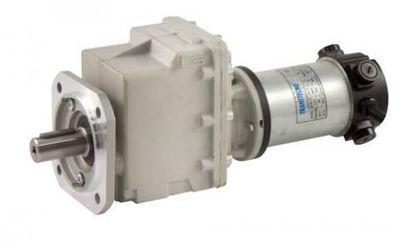 Transtecno NDCMG Мотор-редуктор Питание 12/24 VDC Мощность 2-37 Nm