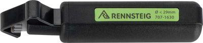 RENNSTEIG Инструмент для снятия изоляции круглых кабелей малого диаметра