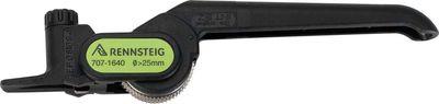 RENNSTEIG Инструмент для снятия изоляции с круглых кабелей большого диаметра
