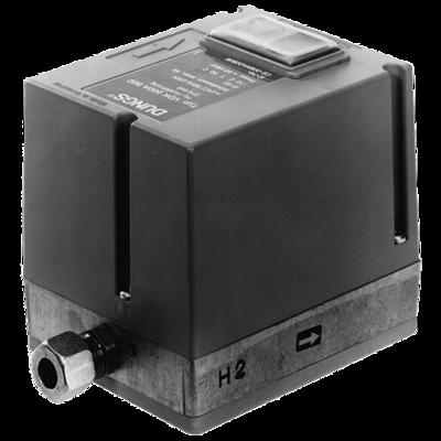 VDK 200 A S02: Блок проверки герметичности клапанов