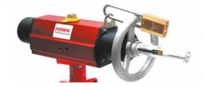 Rotork RC200 Пневматические приводы с кулисным механизмом