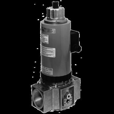 ZRLE/5, ZRDLE/5: Электромагнитный клапан безопасности, двухступенчатый